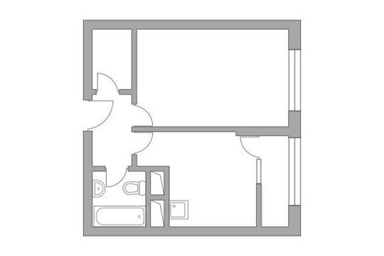 1-комн квартира, 31.81 м2, 15 этаж