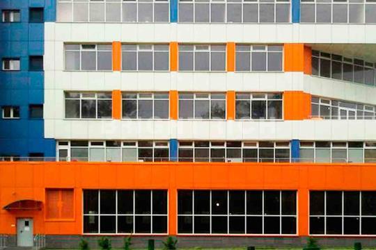 Офис, 1623 м2, класс B