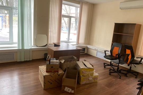 Офис, 45 м2, класс A+