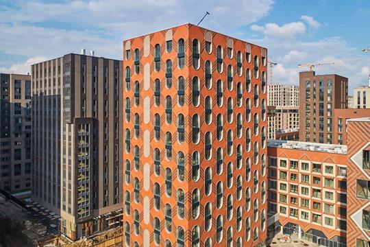 2-комн квартира, 38.4 м2, 8 этаж