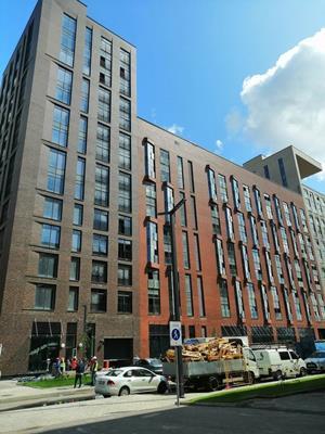 3-комн квартира, 83 м2, 5 этаж - фото 1
