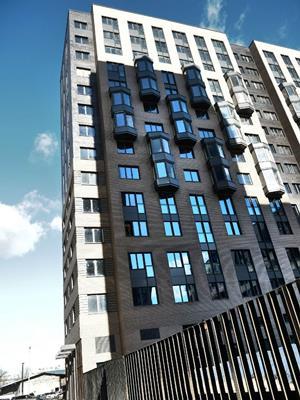 2-комн квартира, 68.9 м2, 3 этаж - фото 1