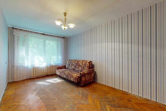 2-комн квартира, 45.1 м<sup>2</sup>, 1 этаж_1