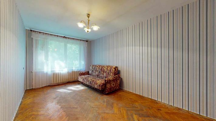 2-комн квартира, 45.1 м2, 1 этаж - фото 1