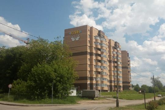 1-комн квартира, 28.3 м2, 3 этаж
