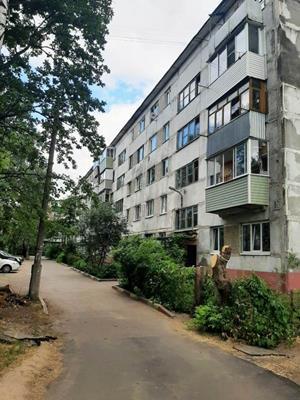 1-комн квартира, 29.4 м2, 5 этаж - фото 1