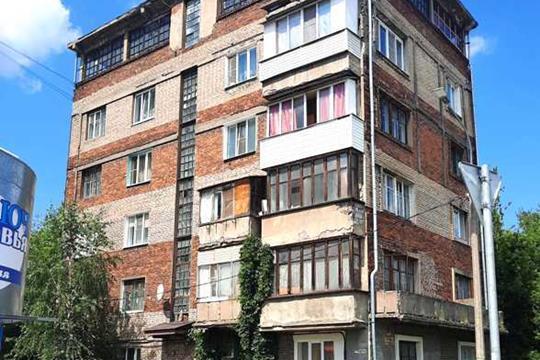Комната в квартире, 63 м2, 4 этаж