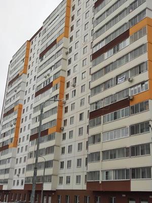 1-комн квартира, 37 м2, 13 этаж - фото 1