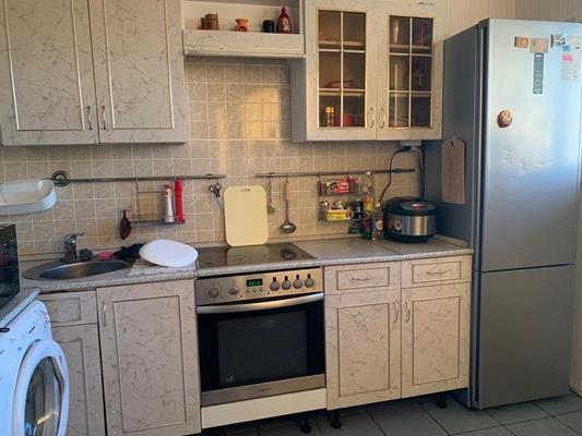 2-комн квартира, 52 м2, 6 этаж - фото 1