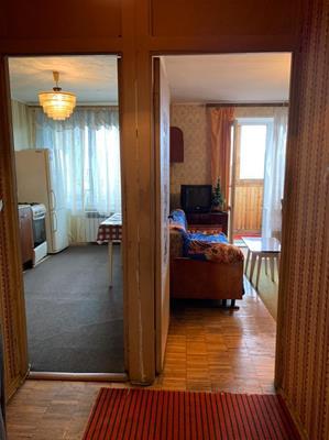 1-комн квартира, 38 м2, 13 этаж - фото 1