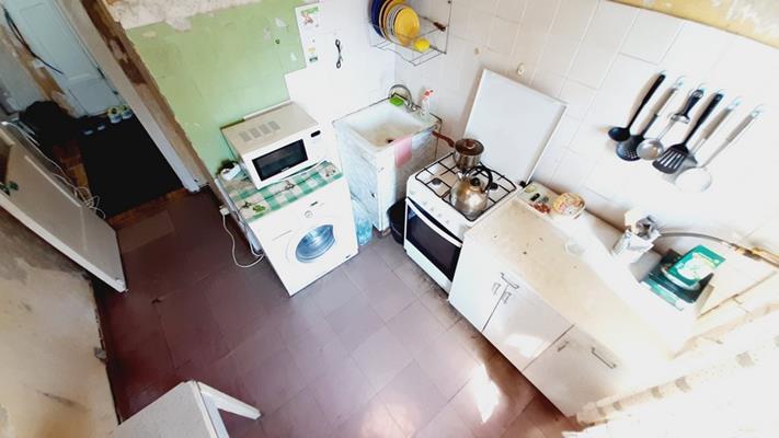 1-комн квартира, 31 м2, 7 этаж - фото 1