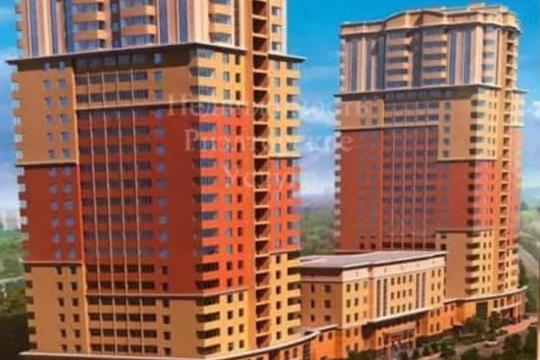 1-комн квартира, 53.93 м2, 5 этаж