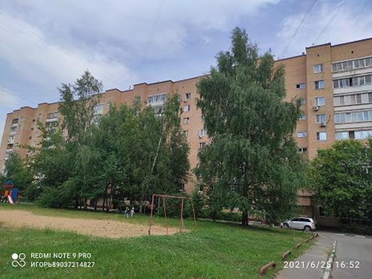 1-комн квартира, 34.1 м2, 3 этаж - фото 1