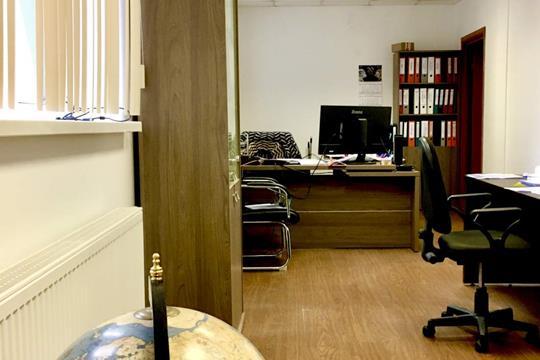 Офис, 33.7 м2, класс B