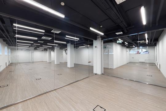Офис, 198 м2, класс B+