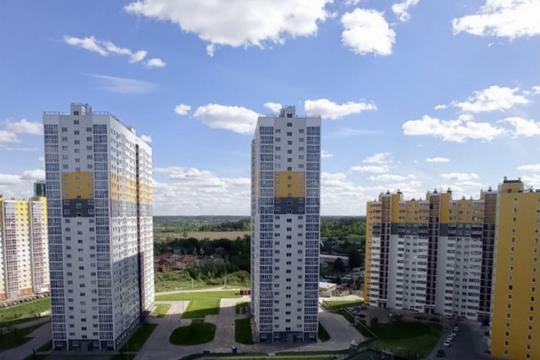 3-комн квартира, 58 м2, 15 этаж