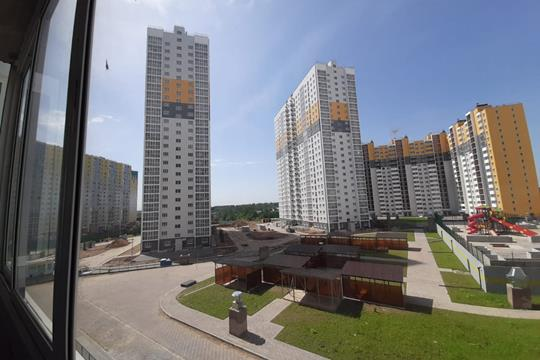 3-комн квартира, 58 м2, 14 этаж