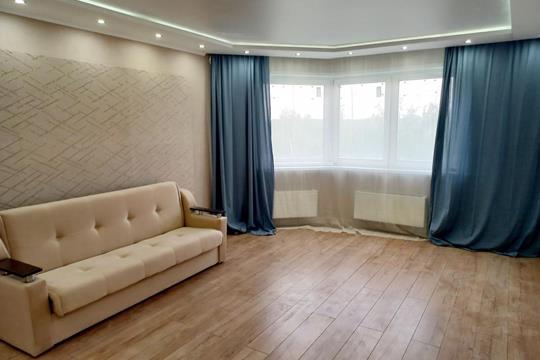 1-комн квартира, 44.7 м<sup>2</sup>, 8 этаж_1