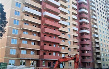 2-комн квартира, 60.5 м2, 2 этаж