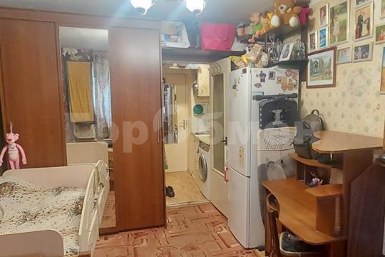 1-комн квартира, 17.1 м2, 4 этаж