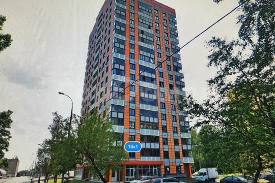 2-комн квартира, 58.4 м2, 5 этаж