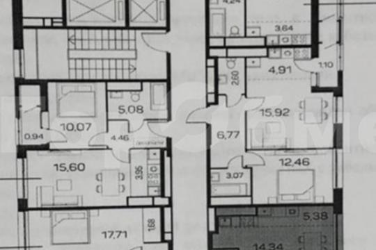 2-комн квартира, 37.5 м2, 16 этаж