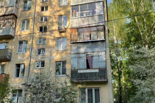 2-комн квартира, 46 м2, 4 этаж