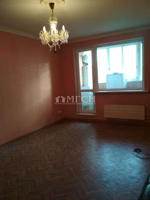 1-комн квартира, 38.2 м2, 4 этаж - фото 1