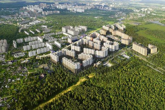 3-комн квартира, 61.1 м2, 11 этаж