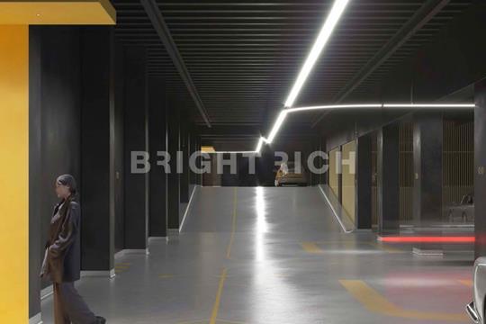Офис, 118 м2, класс B
