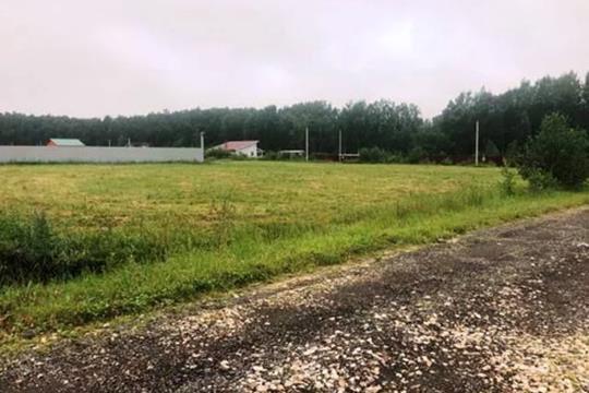 Участок, 10 соток, село Белая Колпь Центральная 18, Новорижское шоссе