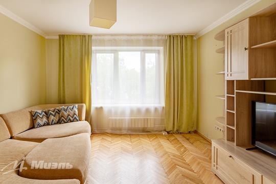3-комн квартира, 60.3 м2, 3 этаж