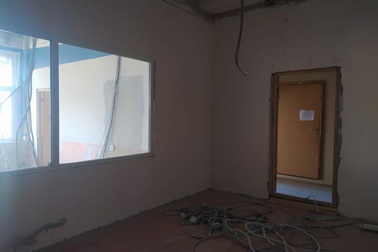 Офис, 104 м2, класс B