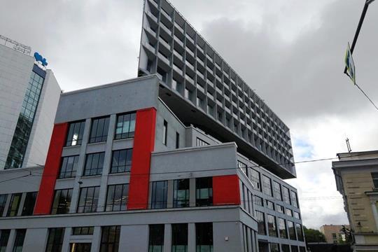 1-комн квартира, 66.2 м2, 4 этаж