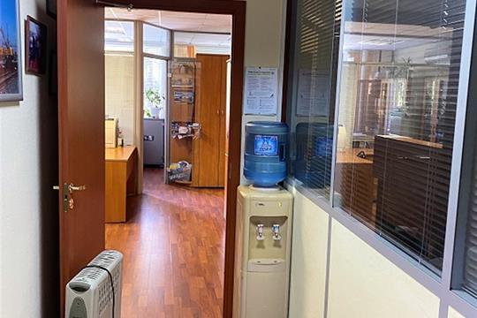 Офис, 71 м2, класс B-