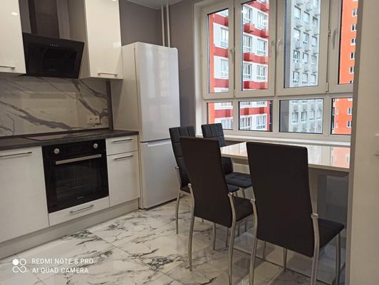 1-комн квартира, 32.3 м2, 18 этаж - фото 1
