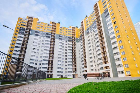 2-комн квартира, 55.69 м2, 15 этаж