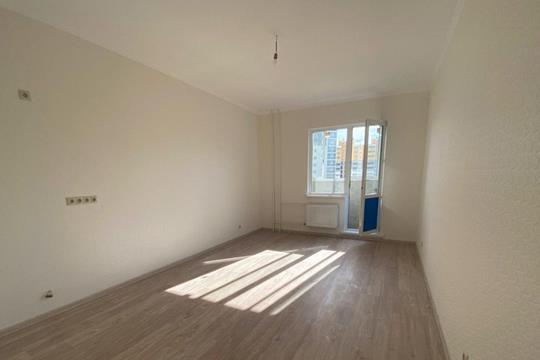 1-комн квартира, 45.7 м<sup>2</sup>, 13 этаж_1