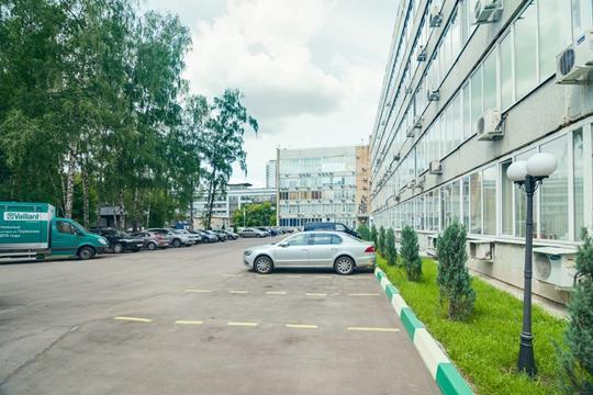 Офис, 35.9 м2, класс B