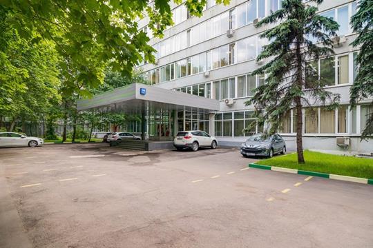 Офис, 51.2 м2, класс B