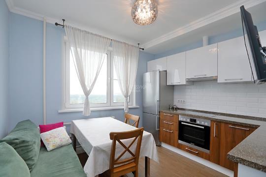 2-комн квартира, 60 м<sup>2</sup>, 17 этаж_1