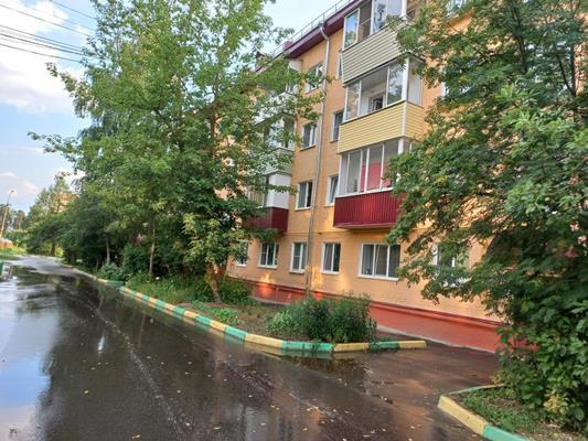 2-комн квартира, 40.3 м2, 2 этаж - фото 1