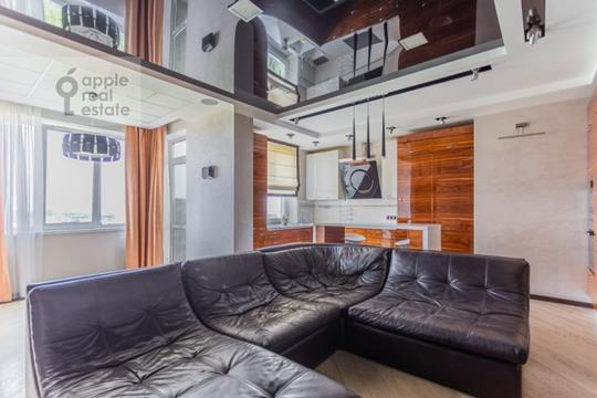 4-комн квартира, 104 м2, 23 этаж