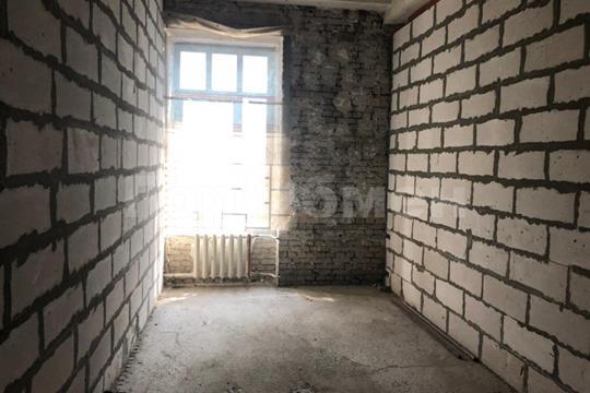 Студия, 16 м2, 3 этаж