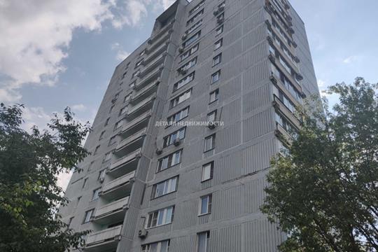 1-комн квартира, 37.9 м2, 7 этаж