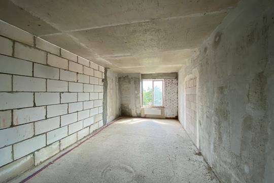 1-комн квартира, 50 м2, 6 этаж