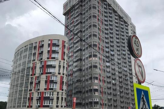 1-комн квартира, 46 м2, 6 этаж