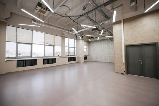 Офис, 207.3 м2, класс B