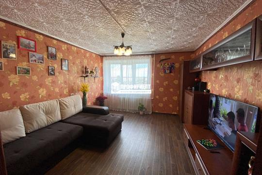 3-комн квартира, 60.8 м2, 9 этаж