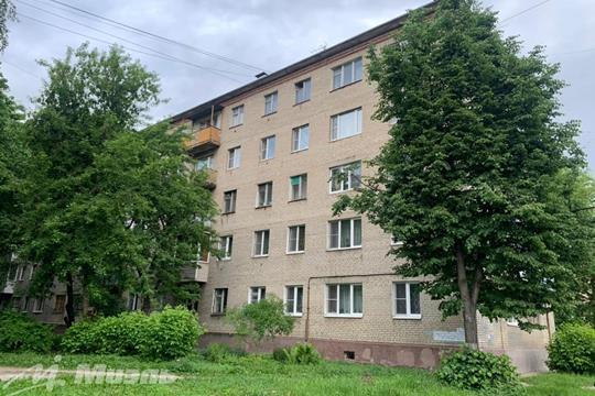 1-комн квартира, 29.4 м2, 5 этаж
